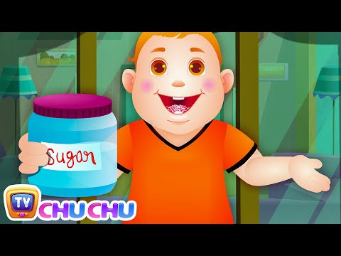 Johny Johny Yes Papa Nursery Rhyme - Cartoon Animation Rhymes & Songs for Children (видео)
