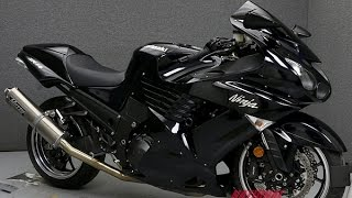 7. 2008 Kawasaki ZX-14R Ninja 1400  - National Powersports Distributors