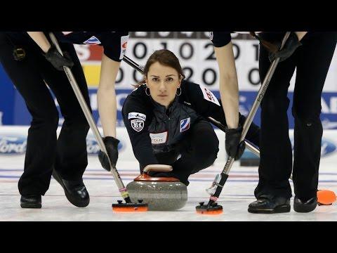 CURLING: RUS-SCO World Women's Chp 2015 – Playoff 3 v 4