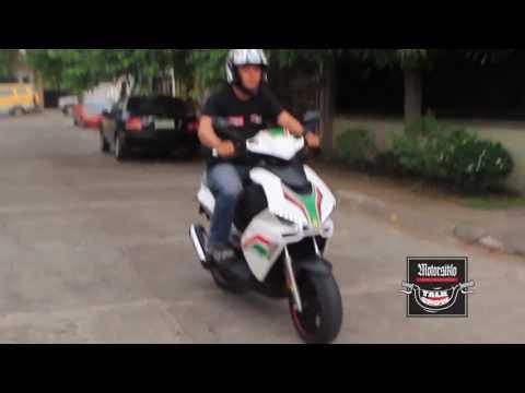 S2 EP 7 BR - Bike Review: Italjet