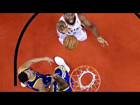 NBA: Πρεμιέρα με νίκη στους τελικούς για τους Ράπτορς