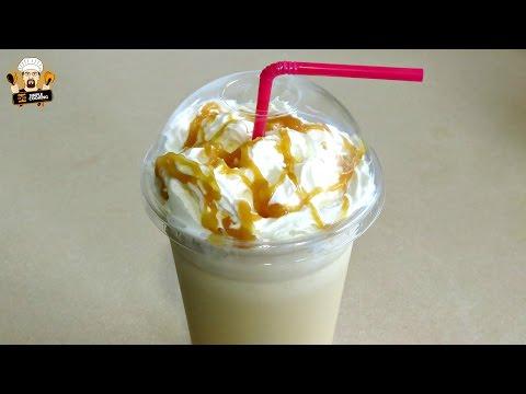 - come preparare frappuccino al caramello - ricetta -