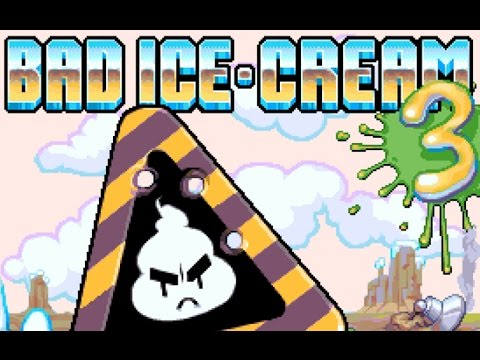 Bad Ice-Cream 3 Walkthrough