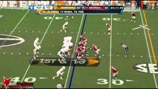Rajion Neal vs Georgia (2012)