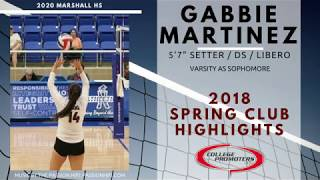2018 Spring Club Highlights