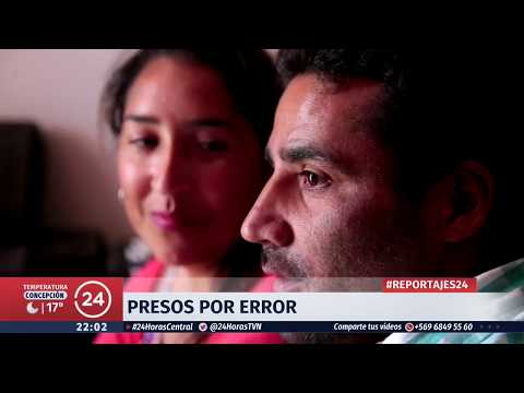 TVN / Reportajes 24: Presos por error (PROYECTO INOCENTES)