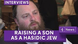 Video Menashe Lustig: Film star on raising his son as a Hasidic Jew MP3, 3GP, MP4, WEBM, AVI, FLV Oktober 2018