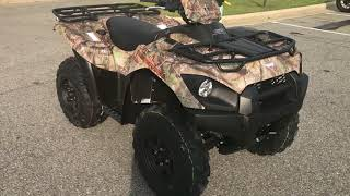 5. 2018 Kawasaki Brute Force EPS - Realtree Camo