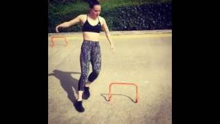 Video Daisy Ridley training 2016 for  Star Wars: Episode VIII MP3, 3GP, MP4, WEBM, AVI, FLV Desember 2017