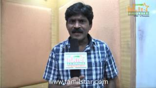 Lyricist Annamalai at Pongadi Neengalum Unga Kadhalum Team Interview