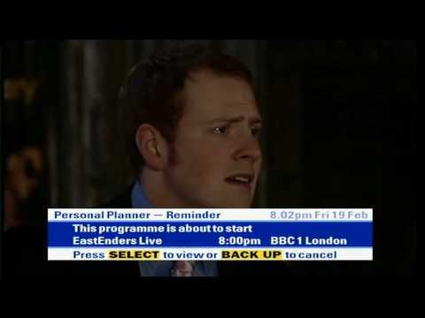 EastEnders Live Bloopers: Scott Maslen