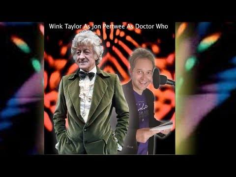 Remembering Jon Pertwee on the Anniversary of his Birth with Wink Taylor