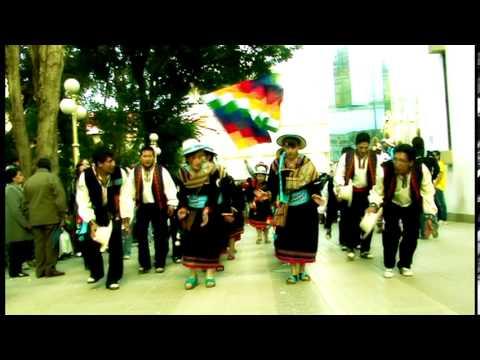 PUNCHAY - VIEDO CLIP OFICIAL DEL GRUPO CULTURAL SUMAJ PUNCHAY, DESDE LA CIUDAD DE ORURO -BOLIVIA, ESFUERZO LOGRADO POR SU DIRECTIVA (CESAR MORALES Y FERNANDO ...