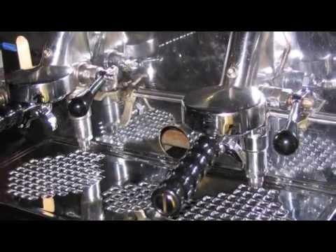 Restored Vintage 1967 Faema E61 Espresso machine
