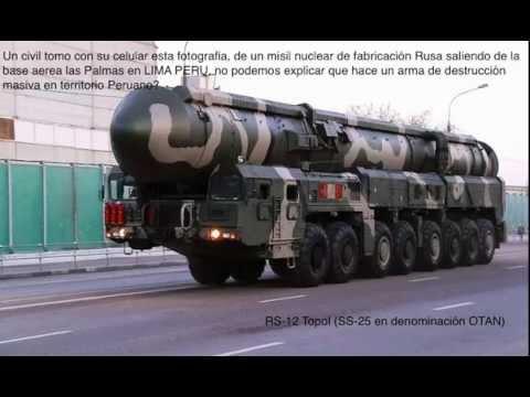armamento peruano