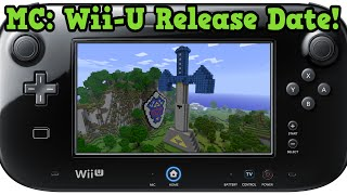 Minecraft Wii-U Release Date Confirmed - ALL DETAILS