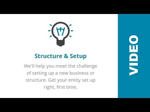 Video: Structure & Setup