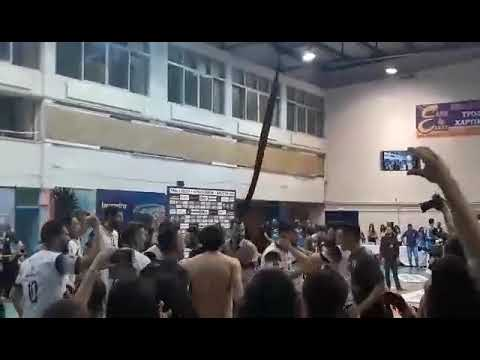 Video - Η απονομή του ΠΑΟΚ (video)