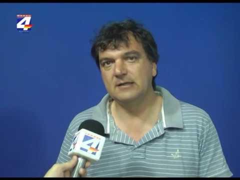 Mauricio De Bendetti apoya la iniciativa de construir viviendas en exfábrica Paylana