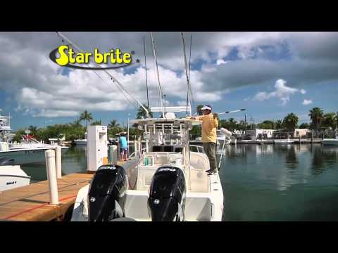 Star brite Boat Care with George Poveromo's World of Saltwater Fishing TV Show