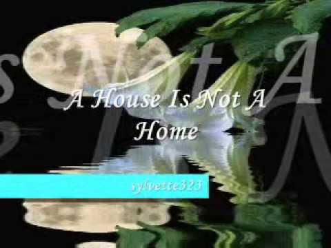 Tekst piosenki Stevie Wonder - A House Is Not A Home po polsku