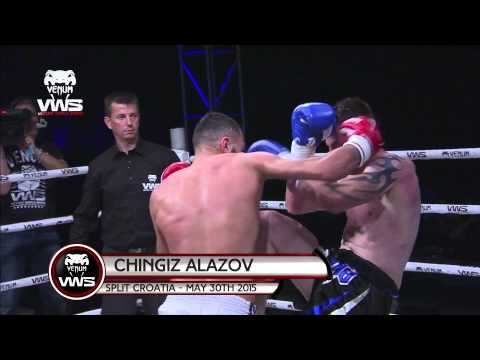 VWS Split Highlight Chingiz Alazov