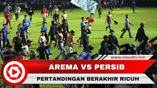 Video Pertandingan Arema Vs Persib Ricuh, Mario Gomez Terluka MP3, 3GP, MP4, WEBM, AVI, FLV September 2018
