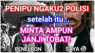 Video Penipu GALAK, NGAKU2 POLISI, setelah itu MINTA AMPUN.(BACA INFO!) MP3, 3GP, MP4, WEBM, AVI, FLV April 2019