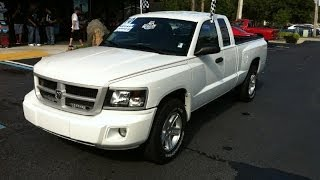 Autoline Preowned 2010 Dodge Dakota Bighorn/Lonestar For Sale Used Review Test Drive Jacksonville