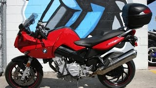 5. 2007 BMW F800S ... Great Mid Size Sport Touring Bike