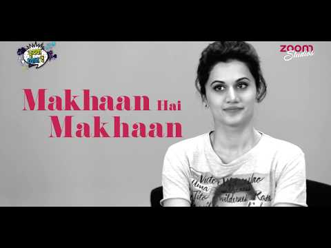 Taapsee Pannu's Befitting Reply To Eve-Teasers |