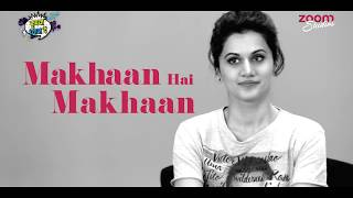 Taapsee Pannu's Befitting Reply To Eve-Teasers | zoom Studios | Exclusive