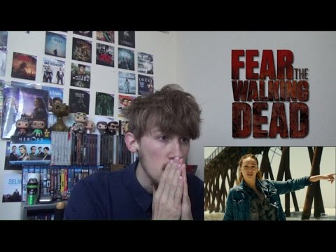 Fear the Walking Dead Season 2 Episode 11 - 'Pablo & Jessica' Reaction