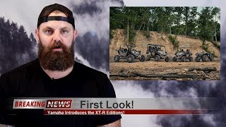 10. Yamaha Grizzly XT-R, Kodiak 450 SE, and Pro MX National Wrap Up: ATV on Demand News Sept. 2019