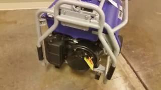 3. WALK AROUND EF5500DE GENERATED ROMNEY CYCLE