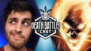 Ghost Rider VS Lobo Q&A | DEATH BATTLE Cast #141 by ScrewAttack
