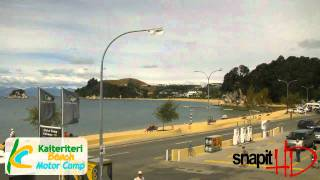 Kaiteriteri Webcam Friday 25th February 2011