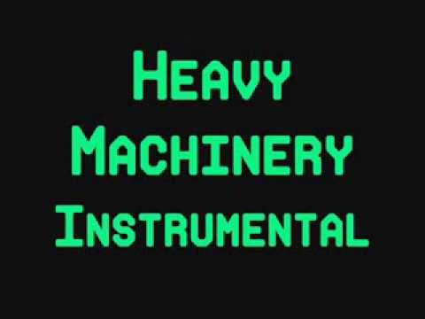 KadzStaar   Heavy Machinery Instrumental *NEW 2013*