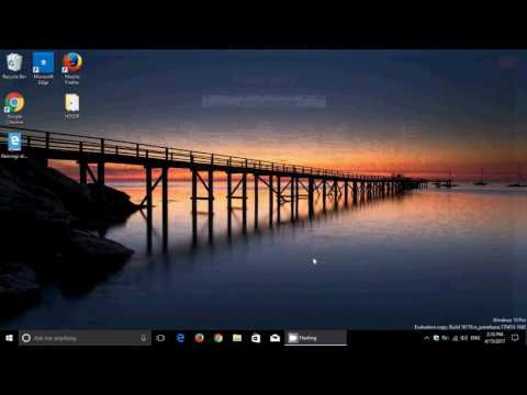 Quick look and review Windows 10 Redstone 3 build 16176 Released April 14th 2017