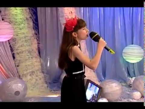 Телеканал «Радость моя». Участие солистки Алис Даффи в программе «Песенка в подарок»