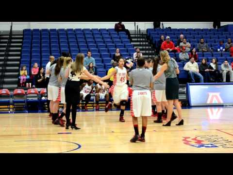 Boys/Girls Basketball WCAC Semifinals 2/24/2013