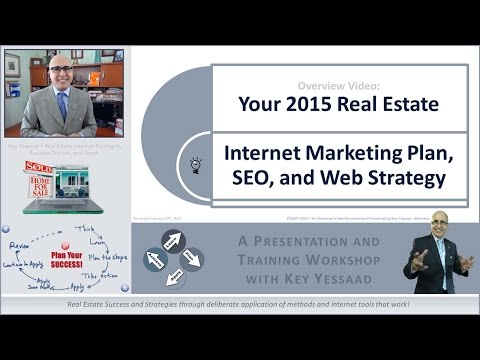 St Petersburg FL Real Estate Internet Marketing Training and SEO Plan Wed Jan 28th