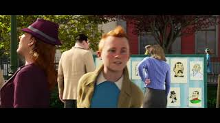 Nonton  1  Tintin And Snowy  The Adventures Of Tintin  2011    That Scene Film Subtitle Indonesia Streaming Movie Download