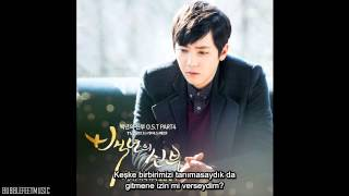 [Turkish Subs] Lee Hong Ki- Words I Couldn't Say Yet [Bride of the Century Ost]