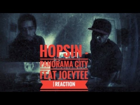 Hopsin - Panorama City Feat Joeytee | REACTION