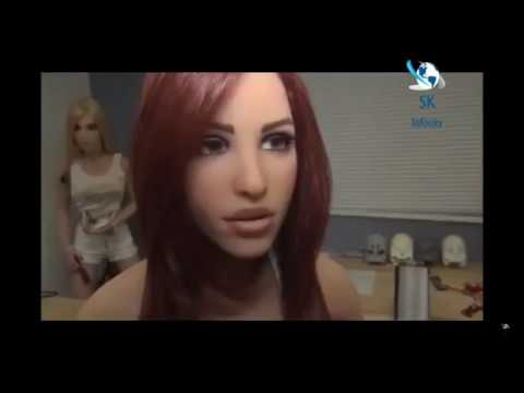Samantha s*x doll responds to human touch and voice recognation