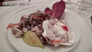 Cool Seafood Appetizers Presentation (antipasti Di Mare)