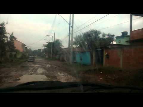Situação Deplorável-Rua Dom Pedro(Vila Urussai) - Caxias/RJ