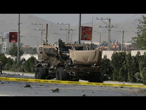 Επίθεση αυτοκτονίας κατά δυνάμεων του ΝΑΤΟ