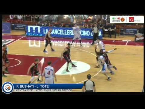 Serie A2 Girone Est, top ten 29 Giornata